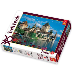 Trefl Oberhofen kastély, Svájc 1500 db