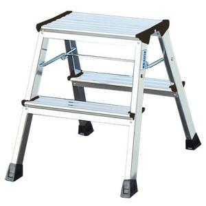 KRAUSE Monto Rolly gurítható lépcsőfokos fellépő 2x2 fokos 130037