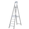 KRAUSE STABILO lépcsőfokos állólétra 10 fokos (kék) (816863) 124562