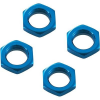 Reely Reely alu önzáró kerékanya, 17 mm, kék, SEM106B