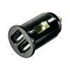 Hama DUAL PICCOLINO szivargyújtós USB töltő, dupla, 12V 2x5V 2A