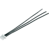REELY Futaba szervó kábel 80 mm 0,08 mm²