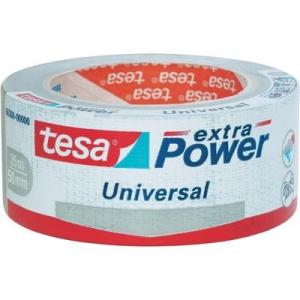 Tesa Ragasztószalag, univerzális, ezüst színű, 25M:50MM , tesa® EXTRA POWER