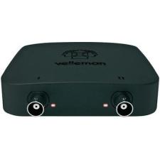 Velleman PCSU 200 2 csatornás USB-s Oszcilloszkóp előtét 12MHz-ig mérőműszer