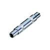 Rean Jack-adapter, 6,35 mm-es Rean NYS236 jack alj 6,3 mm (mono) jack alj 6,3 mm (mono), Nikkel