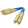 Kábel 2 RCA/2 RCA 10 m SPEAKA