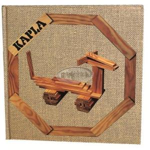 Kapla képes album bézs - Állatok