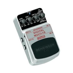 Behringer Multieffekt digitális effektpedál, Behringer FX600