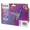 Epson T0807 eredeti tintapatron multipack