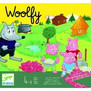 DJECO Woolfy