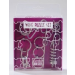 Eureka Mini Wire Puzzle Szett Lila