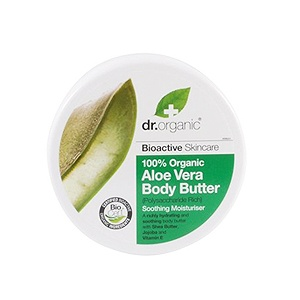 Dr. Organic Dr. Organic Aloe Vera Testápoló Vaj 200 ml női