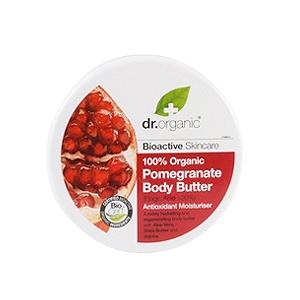 Dr. Organic Pomegranate Testápoló Vaj 200 ml női
