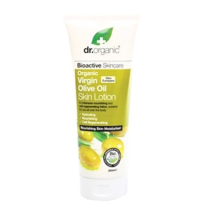 Dr. Organic Virgin Olive Oil Testápoló 200 ml női