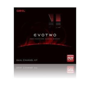 Geil DDR3  2133MHz 8GB GEIL EVO TWO KIT2 CL11