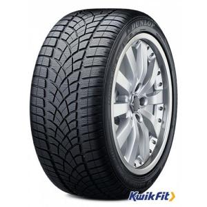 Dunlop 225/50R18 H SP Winter Sport3D XL AO ROF téligumi H=210 km/h 99=775kg Személy gumiabroncs