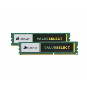 Corsair Value DDR3 PC10600 1600MHz 16GB KIT2 CL11