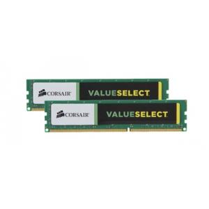 Corsair Value DDR3 PC10600 1600MHz 16GB KIT2 CL11