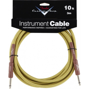 Fender Custom Shop Performance Series Cable 3m