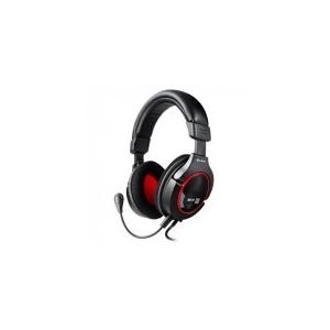 Sharkoon Fejhallgató - X-Tatic S7 (7.1 hangzás;  PS3, Xbox360, Tablet, iPad, PC;  mikr.;  h.szab.;  nagy-p.;  4m kábel;  fekete)