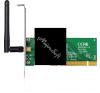 TP-Link TP-LINK Wireless N PCI hálózati Adapter 150Mbps hub és switch