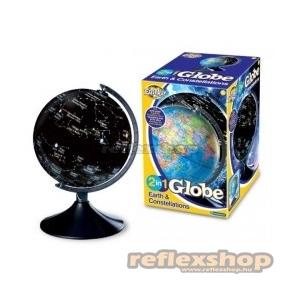 Brainstorm 2 az 1-ben Föld és Csillagkép gömb