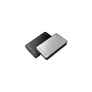 """Sharkoon Külső HDD Ház 2.5"""" - QuickStore Portable Pro U3 (fekete; 9, 5-12, 5mm 2, 5"""" Sata HDD - USB3.0 csatl.; szálcsisz.)"""