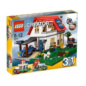 LEGO Creator: Családi ház 5771