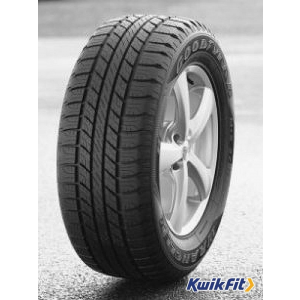 GOODYEAR 255/65R17 H Wrangler HP All Weather nyárigumi H=210 km/h 110=1060kg Off Road gumiabroncs