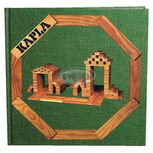 Kapla képes album zöld - Formák és alakzatok