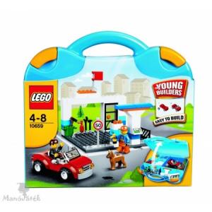 LEGO Kék Bőrönd 10659