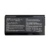 Asus F5 X50 X59 series A32-F5 4400mAh 6 cella notebook/laptop akku/akkumulátor fekete eredeti gyári