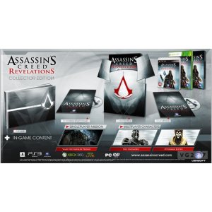 Ubisoft Assassin's Creed Revelations CE