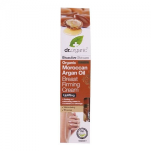 Dr.Organic Marokkói Argán olaj Mellfeszesítő krém 100ml