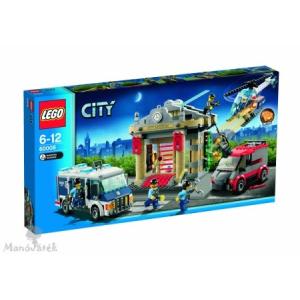 LEGO City - Múzeumi Betörés 60008