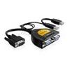 DELOCK VGA Elosztó 2 Port (61968) VGA Switch