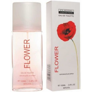 Classic Collection Flower EDT 100 ml