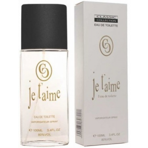 Classic Collection Je t'aime EDT 100 ml