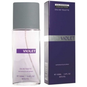 Classic Collection Violet EDT 100 ml