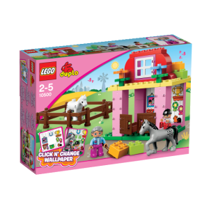 LEGO Duplo - Lóistálló 10500