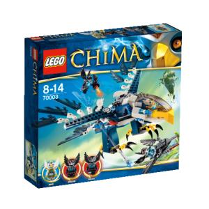 LEGO Chima - Eris vadászó sasgépe 70003
