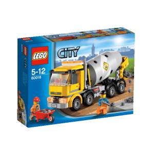 LEGO City - Betonkeverő 60018