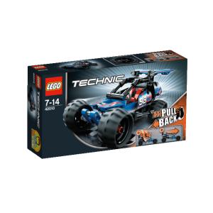 LEGO Technic - Terepjáró versenyautó 42010