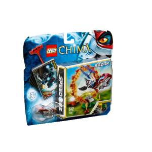 LEGO Chima - Tűzgyűrű 70100