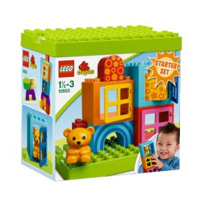 LEGO Duplo - Építő- és játékkockák kicsiknek 10553