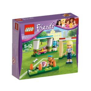 LEGO Friends - Stephanie fociedzésen 41011