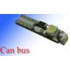 Autós led T5 canbus műszerfal világítás, 3 led, sárga Life Light Led