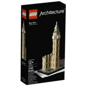 LEGO Architecture - Big Ben 21013