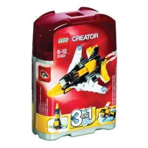 LEGO Creator - Mini repülő 31001