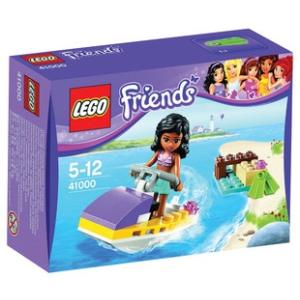 LEGO Friends - Vízi jármű élmények 41000